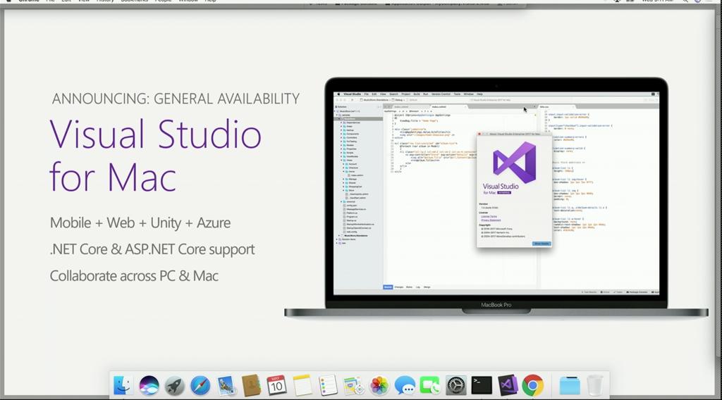 Visual Studio for Mac