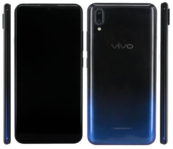 هاتفي V1814T و V1818T/A من Vivo يحصلان على ترخيص TENAA
