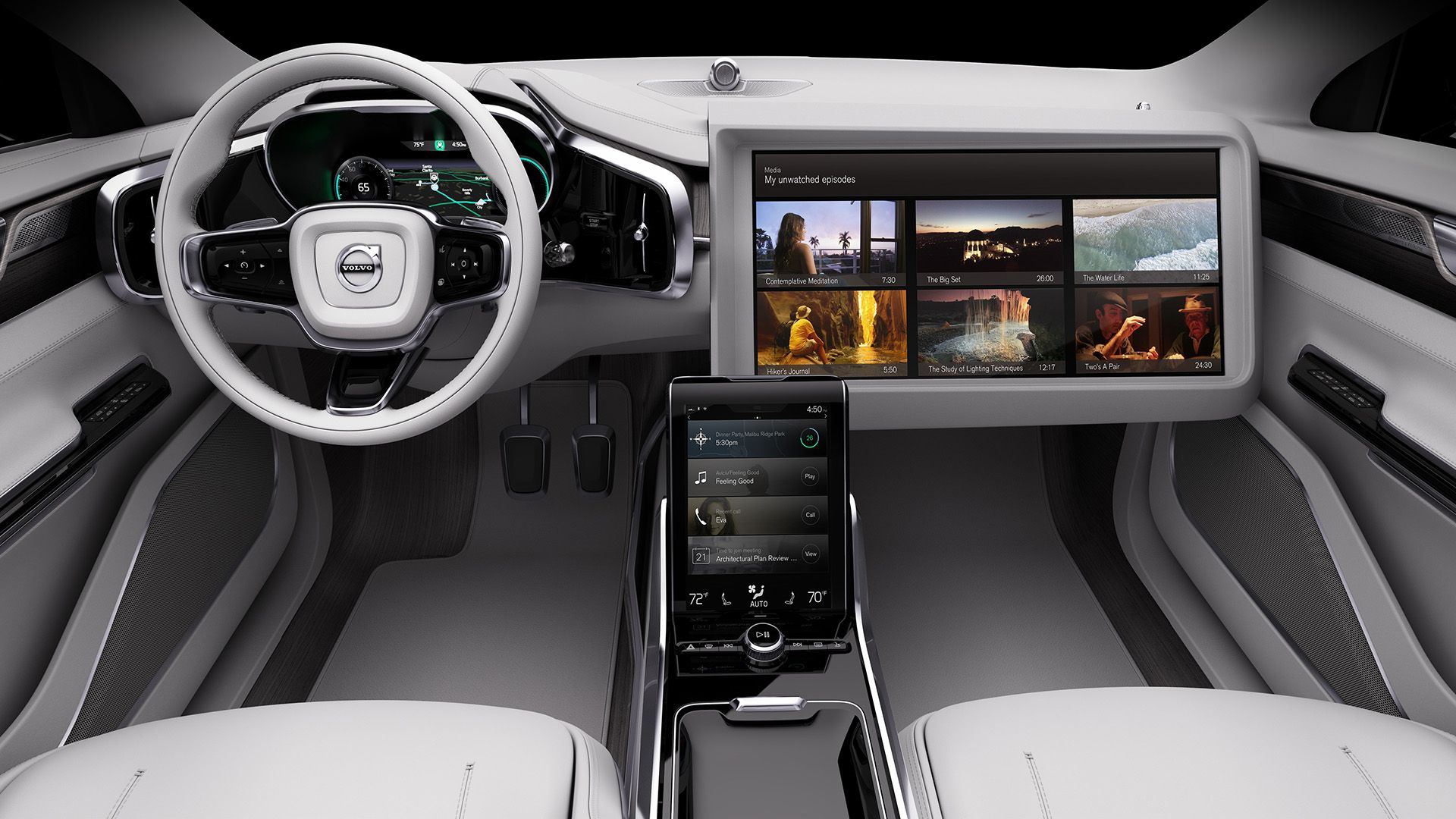 Volvo- Netflix