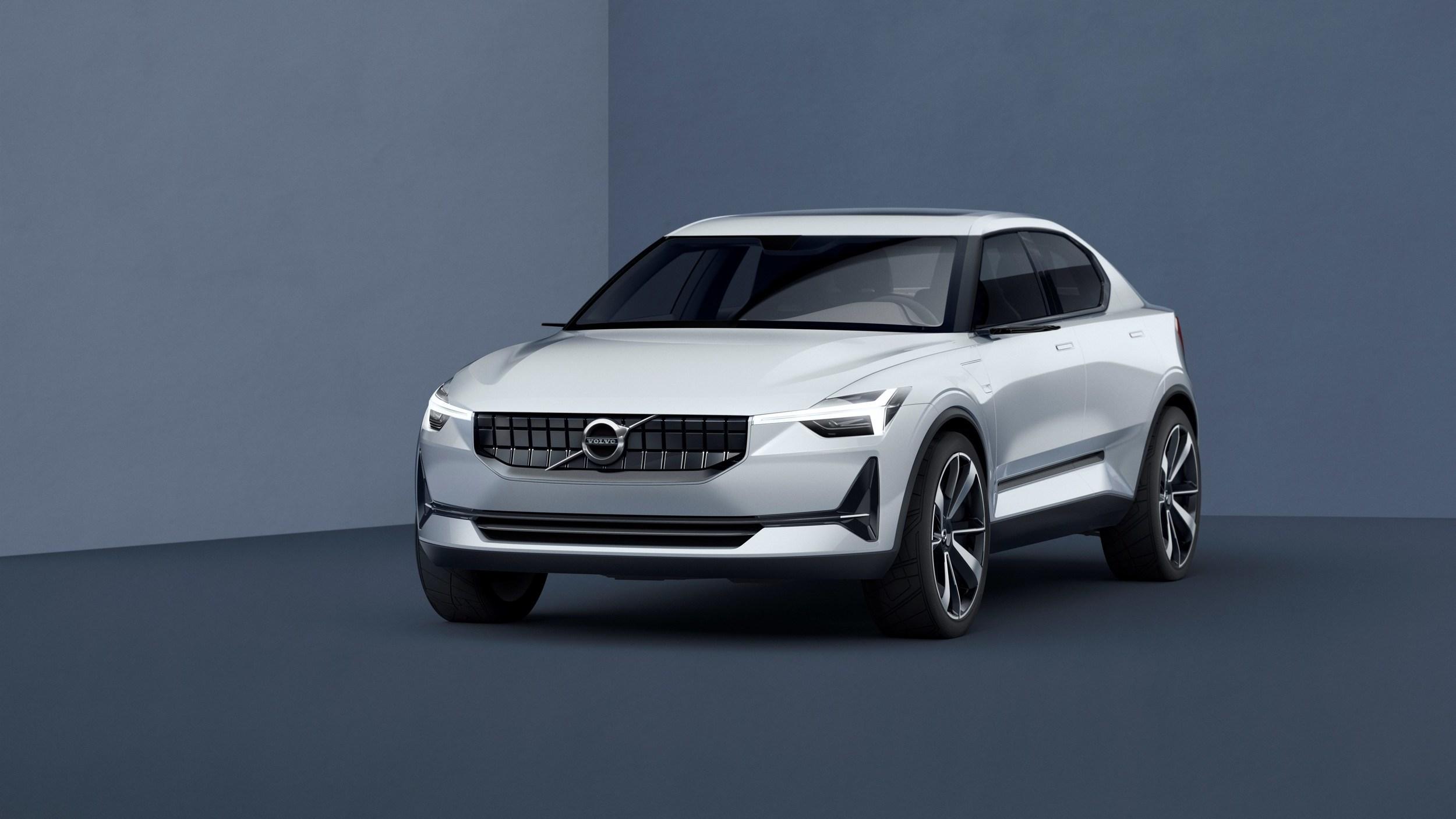 Volvo's first EV