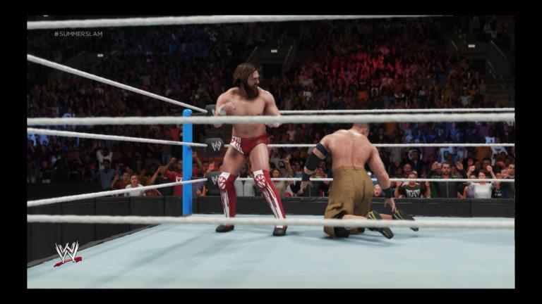 مراجعة لعبة المصارعة WWE 2K19