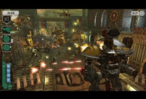 Warhammer 40000-Freeblade Free