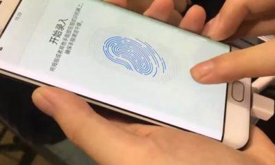 Watch this vivo on-screen fingerprint demo