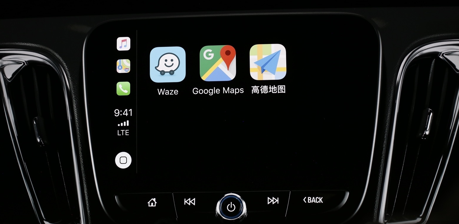 Waze - CarPlay support