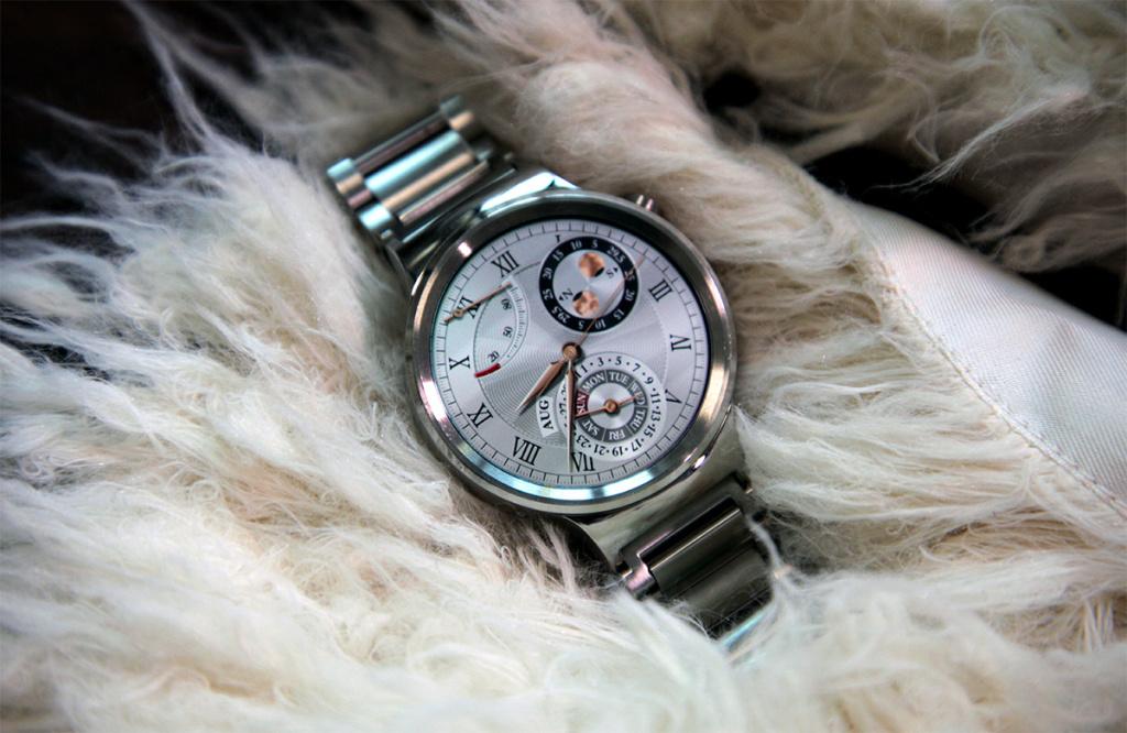 Wearable-huawei-watch