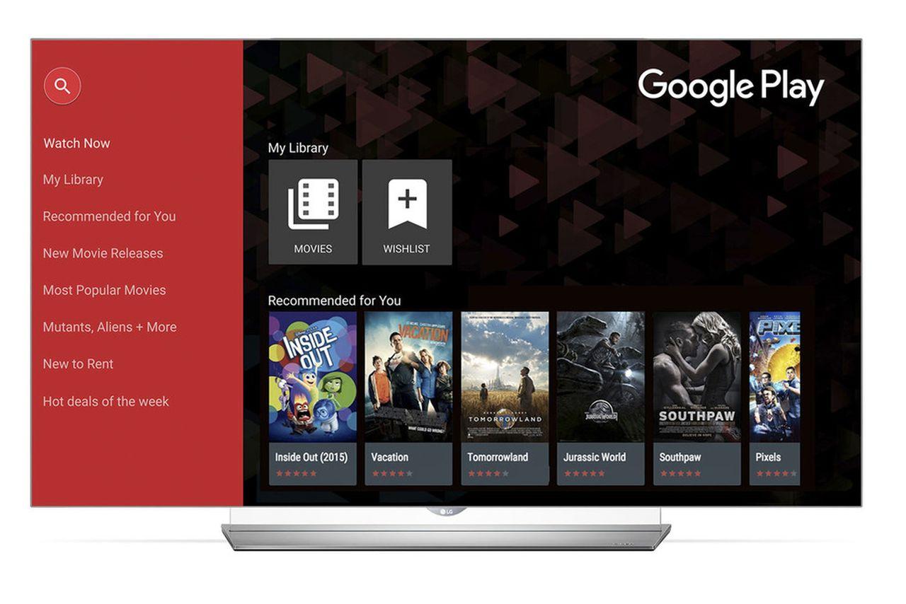 WebOS smart TV - Google Play