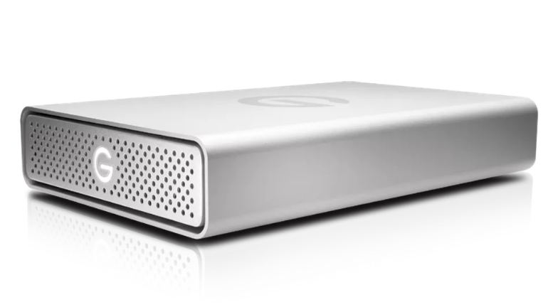 Western Digital's USB-C G-Drive
