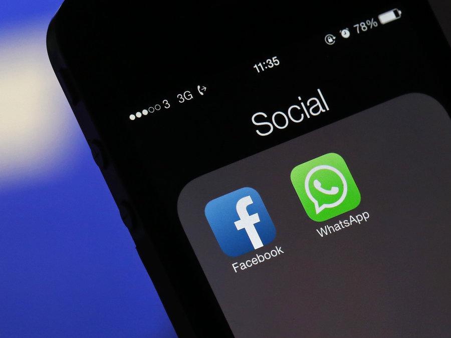 WhatsApp -Facebook