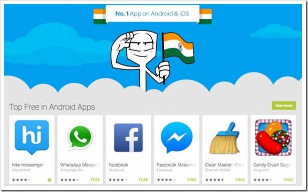 Whatsapp- messenger India