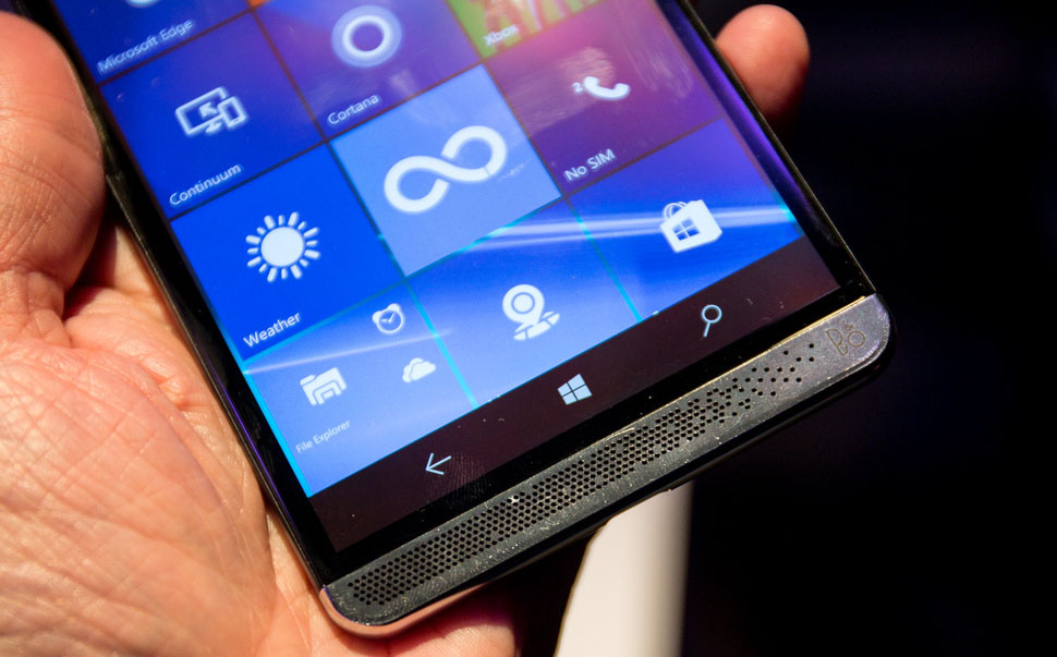 Windows 10 Mobil