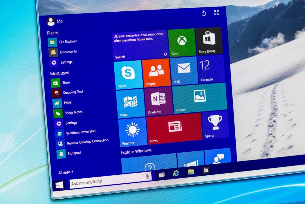 Windows 10 adds 'Do Not Disturb' feature
