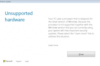 Windows 7 and 8.1