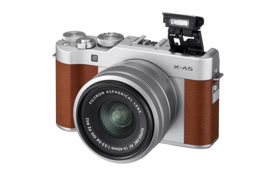 X-A5 mirrorless camera