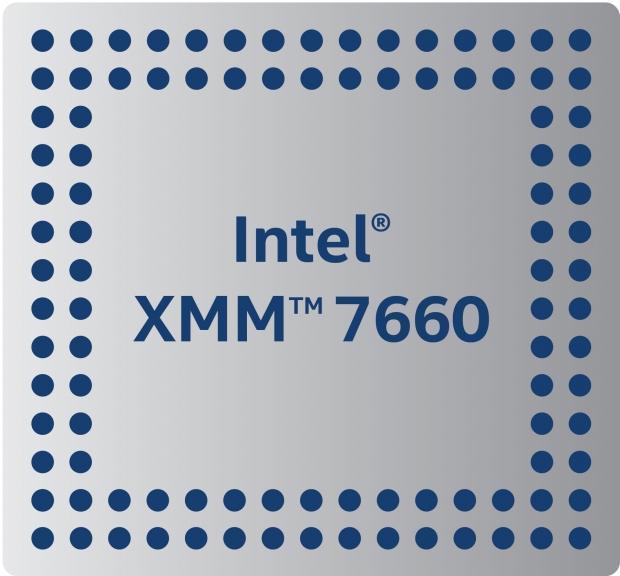 إنتل تعلن عن مودم XMM 7660 LTE الجديد بسرعات عالية