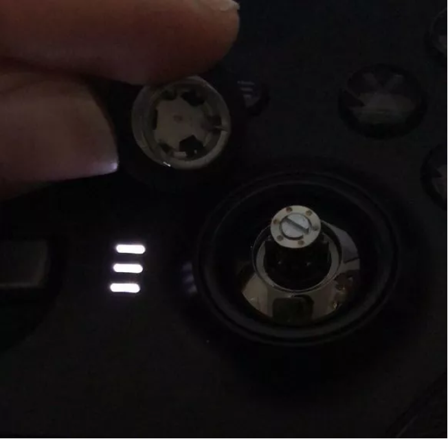Xbox Elite controller revealed in leaked images