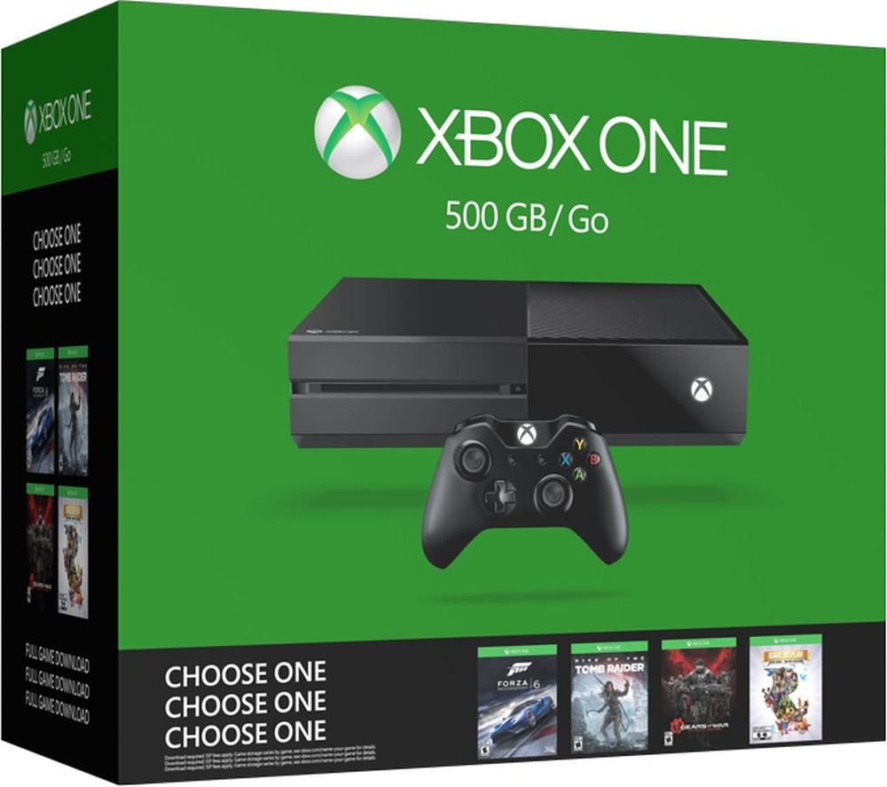 Xbox One -500GB