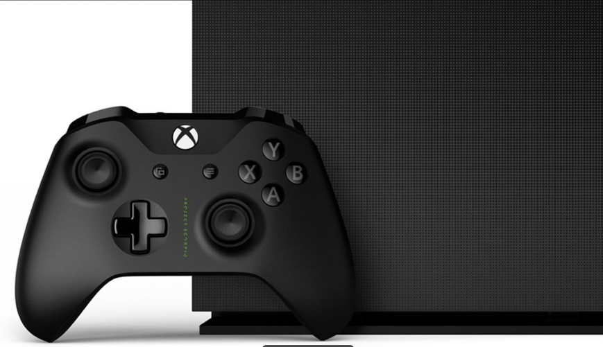 Xbox One X's Project Scorpio Edition Announced