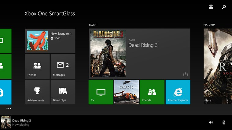 Xbox beta app