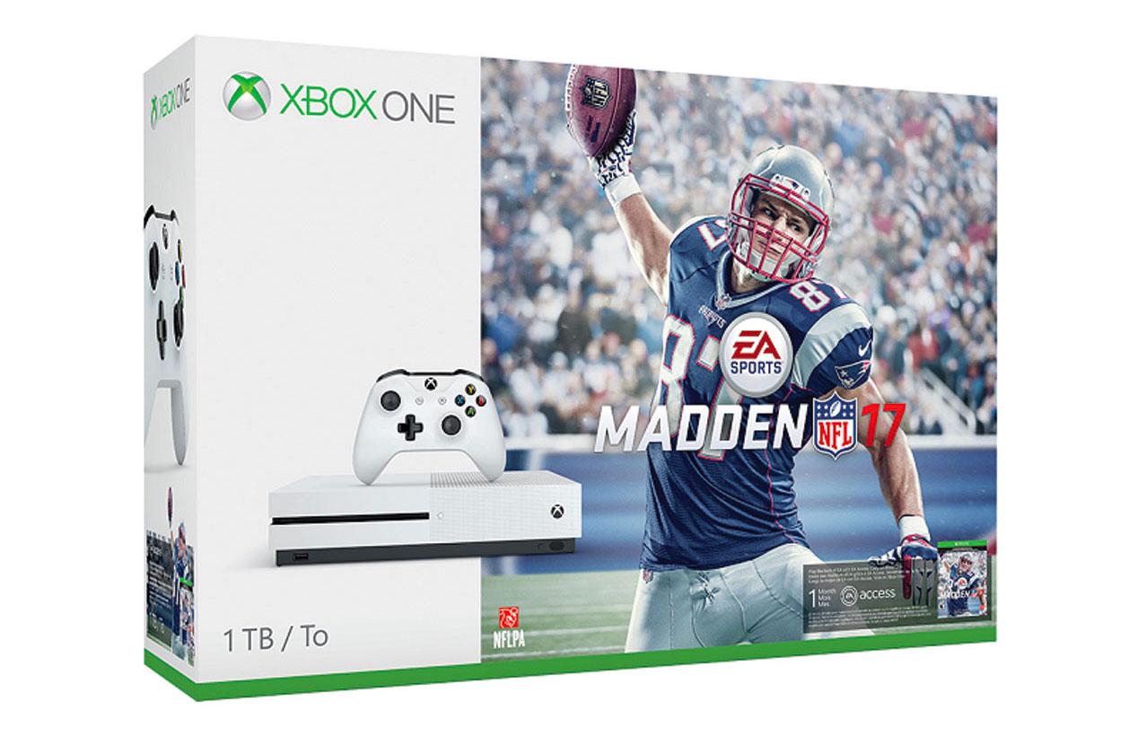 Xbox s- Madden NFL 17