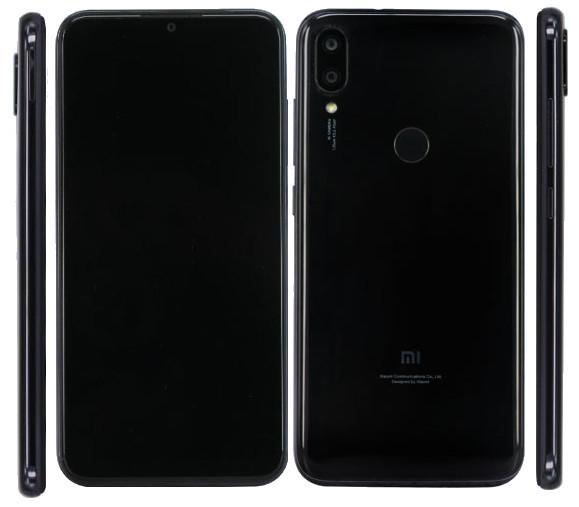 هاتف Xiaomi القادم يضم شاشة 584 إنش ونتوء علوي للكاميرة الأمامية