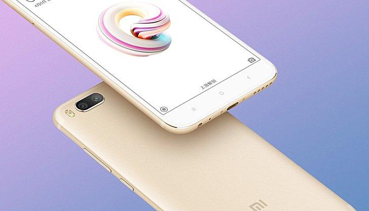 Xiaomi-Mi 5X