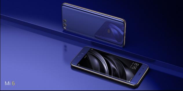 Xiaomi Mi 6 official