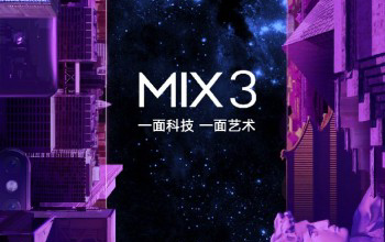 Xiaomi Mi Mix 3 officially-25 October