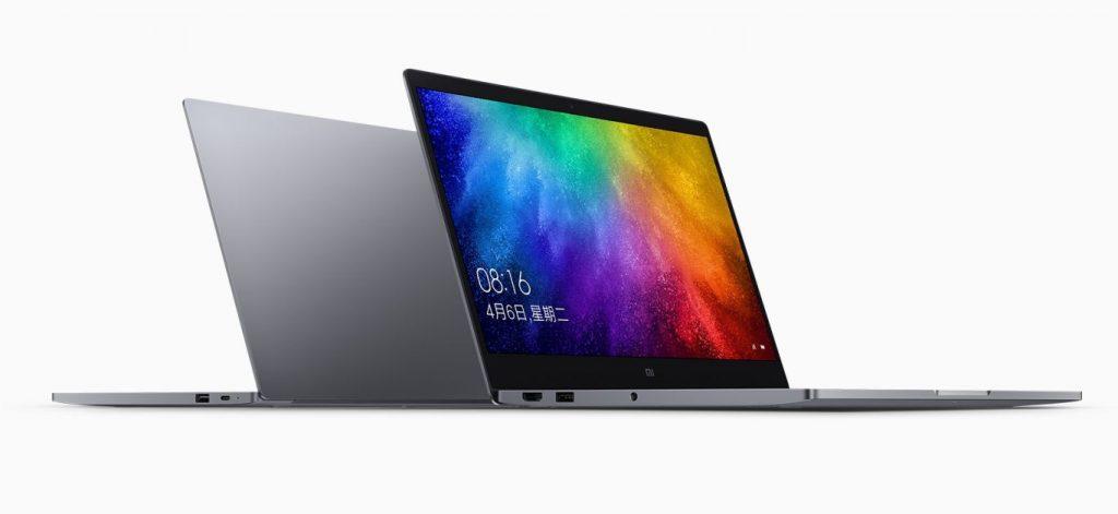 Xiaomi تقدم حاسب Mi Notebook Air 13.3 بمعالج إنتل Coffee Lake
