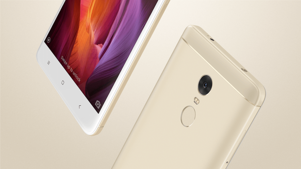 Xiaomi- Redmi Note 4