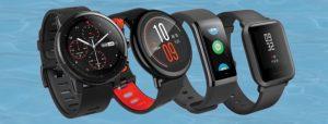 Xiaomi-smartwatch- Huami Amazfit