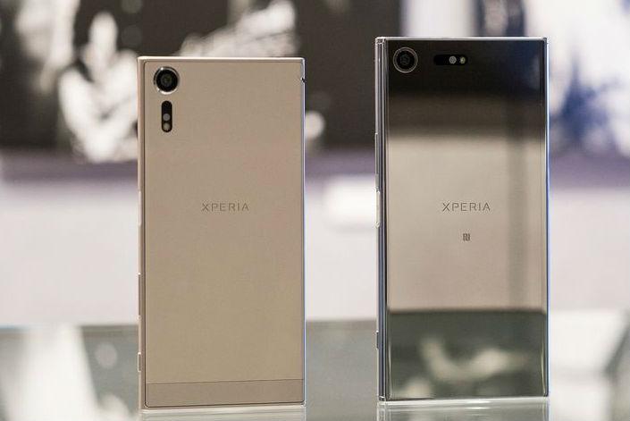 Xperia XZs-Xperia XZ Premium