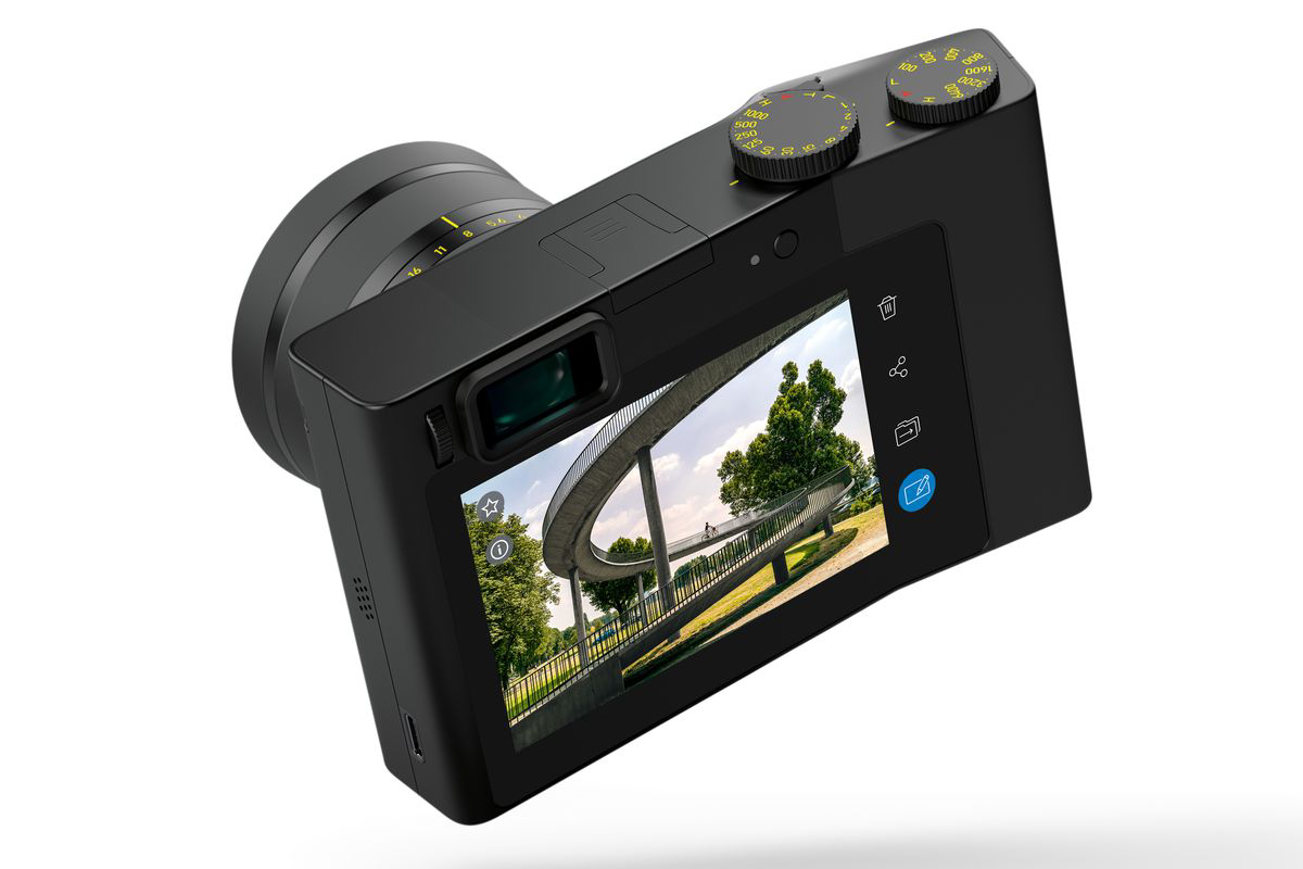 Zeiss -built Adobe Lightroom - ZX1 camera