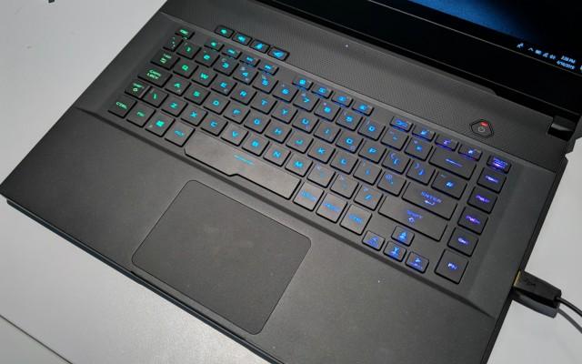 Zephyrus S Gets 9th Gen Intel CPU