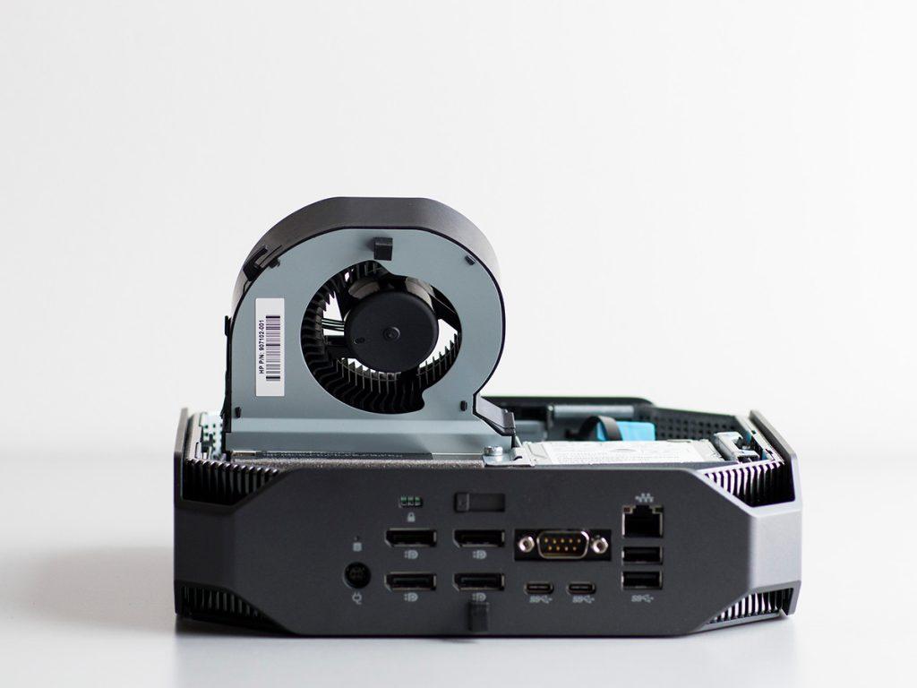 HP Z2 Mini G3 Review