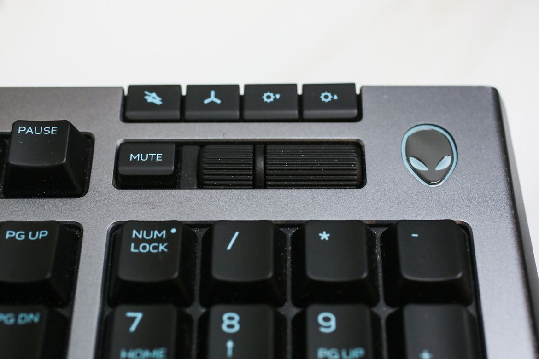 alienware Pro Gaming keyboard 2