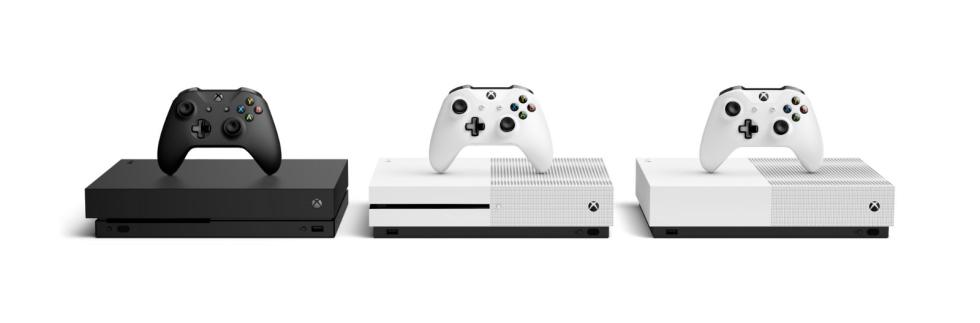 all digital Xbox One
