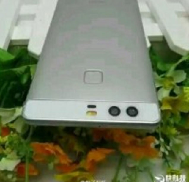 alleged- Huawei P9-camera