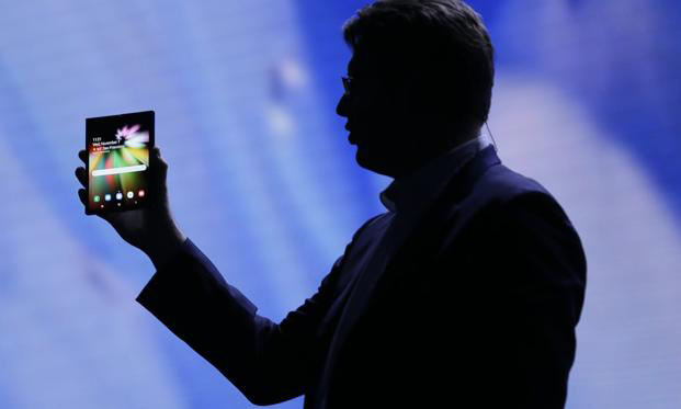 amsung- mobile - foldable phones- will be mass-produced