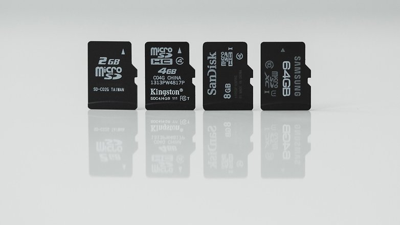 android-sd-cards