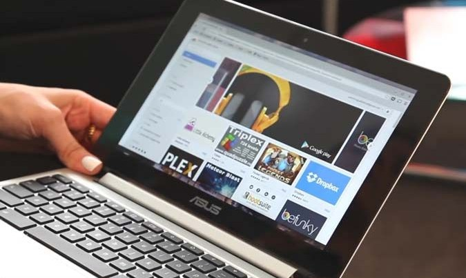 app store Chromebooks