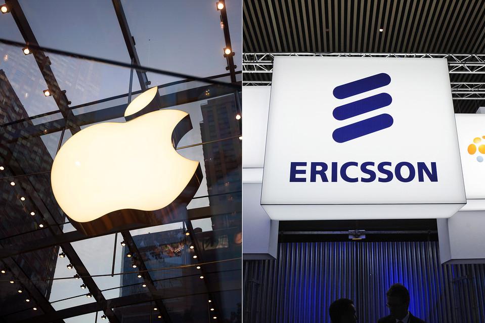 apple-Ericsson-patent license deal