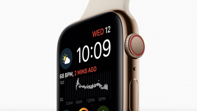 apple-WatchOS 5.1