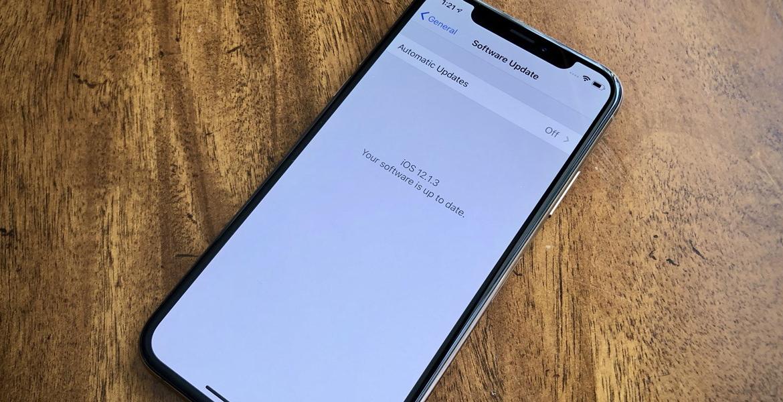 apple- ios-12-1-3-for-iphones