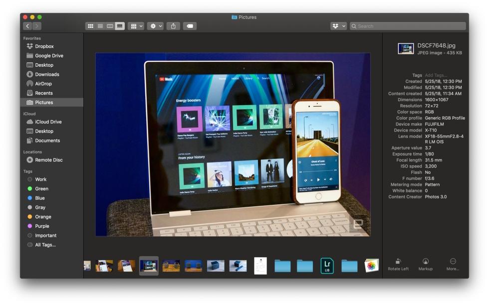 أبرز المميزات التي يقدمها تحديث macOS Mojave
