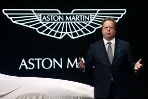 aston martin- CEO Andy Palmer