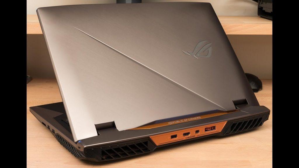 مراجعة للحاسب المحمول: ASUS G703 حاسب بلا حدود!