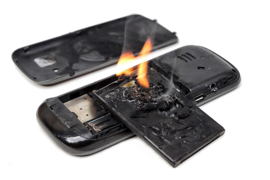 battery-on-fire
