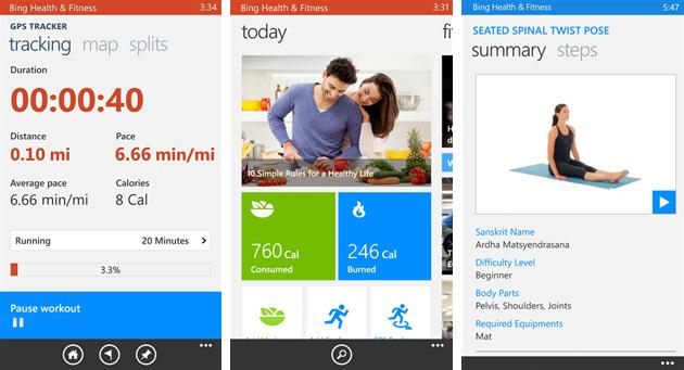 bing-health-and-fitness-windows-phone
