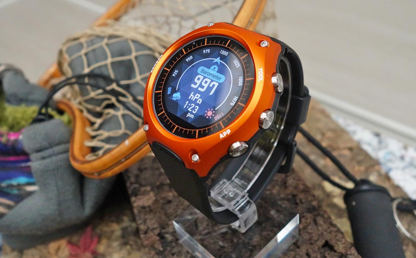 0b9970ab9 ساعة Casio الذكية WSD-F10 في الأسواق 25 مارس وبسعر 500$ - التقنية ...