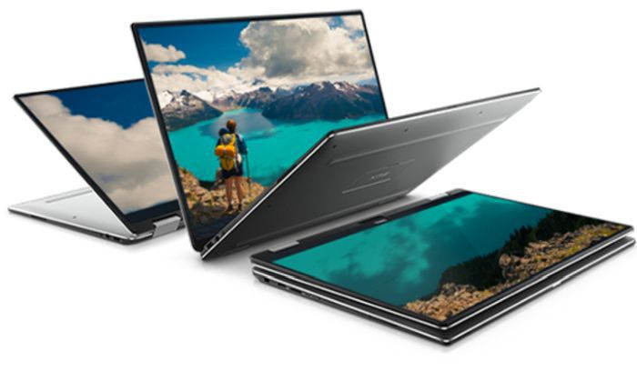 convertible 13-inch XPS laptop